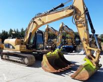 Excavadora Caterpillar 319DL excavadora de cadenas usada