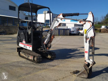Hitachi ZX16 mini-excavator second-hand