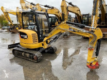 Caterpillar 302.7D mini pelle occasion