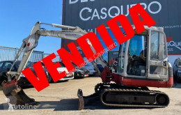 Takeuchi TB135 mini-excavator second-hand