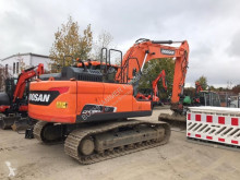 Doosan DX 180LC-5 used track excavator