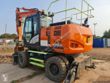 Hitachi wheel excavator ZX170W-6