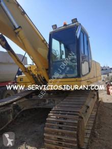 Komatsu PC 340 NLC 6K excavator pe şenile second-hand