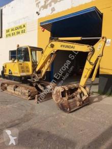 Escavadora escavadora de lagartas Hyundai R210 LC-3