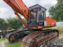 Hitachi EX400LC used demolition excavator