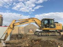 Excavadora Komatsu PC210-10 excavadora de cadenas usada