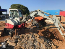 Takeuchi TB 153 FR TB153FR mini-excavator second-hand
