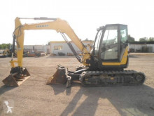 Yanmar VIO 80-1A escavadora de lagartas usada