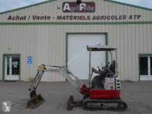 Takeuchi TB215R mini pelle occasion