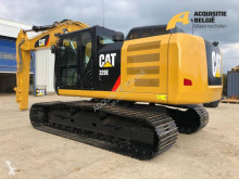 Caterpillar 329EL excavator pe şenile second-hand