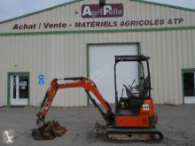Hitachi ZX19U mini pelle occasion