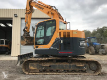 Hyundai ROBEX 145LCR-9A used track excavator