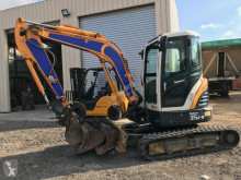 Hyundai 35 Z-9 mini-excavator second-hand