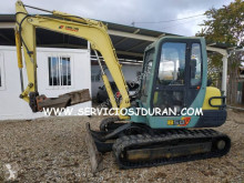 Yanmar B50 VRC mini-excavator second-hand