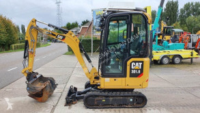 Excavadora Caterpillar 301.8 with only 442 hours! miniexcavadora usada