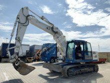 Escavadora Volvo EC 160 CNL * Partikelfilter escavadora de lagartas usada