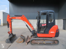 Kubota KX 61-3 used mini excavator