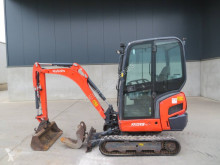 Kubota KX 019-4 used mini excavator
