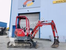 Yanmar vio20-4 used mini excavator
