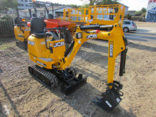 JCB 8008 CTS used mini excavator