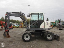 Terex TW 85 used wheel excavator