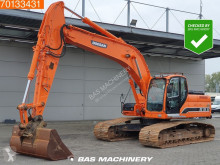 Doosan DX255 used track excavator