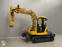 Komatsu PC 50 UU Rail Road mini pelle occasion