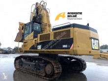 Caterpillar 385C FS bandgående skovel begagnad