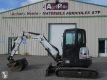 Escavadora mini-escavadora Bobcat E 35