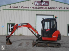 Mini escavatore Kubota KX61-3