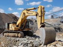 Excavadora excavadora de cadenas Komatsu PC750