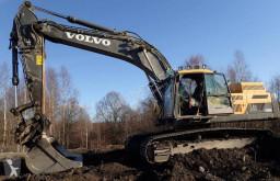 Volvo EC380 DL bæltegraver brugt
