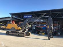 Escavadora Volvo EC250ENL escavadora de lagartas usada