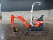 Kubota U 10-3 mini-excavator second-hand
