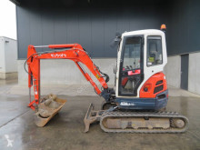 Kubota U 30-3 A 2 used mini excavator