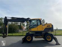 Volvo EW 160 D / HR / VA BOOM / NEW ENGINE excavator pe roti noua