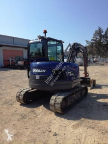 Excavadora Doosan DX60 R DX62R-3 excavadora de cadenas usada