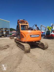 Doosan DX140 LCR DX140 LCR used track excavator