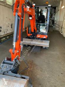 Excavadora miniexcavadora Kubota U27-4HI