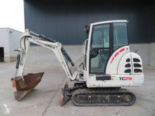 Terex TC 29 mini-excavator second-hand