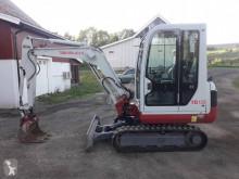 Takeuchi TB 125 mini-excavator second-hand