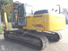 New Holland E215 B used track excavator