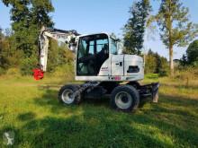 Terex TW 85 escavatore gommato usato
