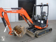 Kubota U25-3a used mini excavator