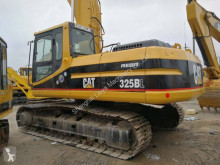 Excavadora excavadora de cadenas Caterpillar 325B 325BL