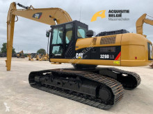 Caterpillar 329D Long Reach excavator pe şenile second-hand