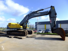 Excavadora Volvo EC 460 LC excavadora de cadenas usada