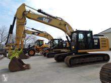 Caterpillar track excavator 320E