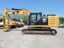 Caterpillar 320E used track excavator