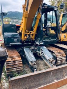 Escavadora Hitachi ZX110 escavadora de lagartas usada